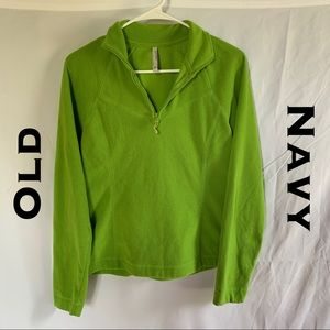 Old Navy Green Pullover